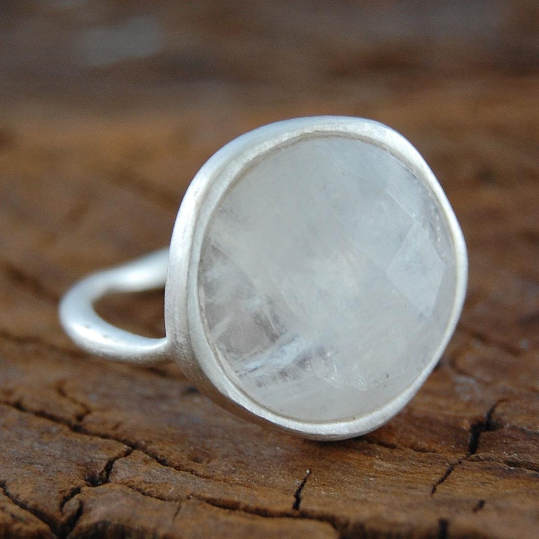 silver ring birthstone jewelry gemstone ring silver ring