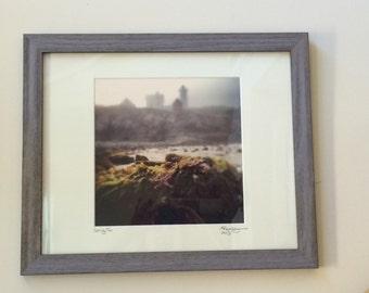 Sping Tide- framed 16x20