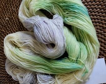Hand Dyed 100% Superwash Merino Sport Weight Yarn