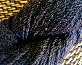Natural Colored 100% Romney Sport Weight Yarn