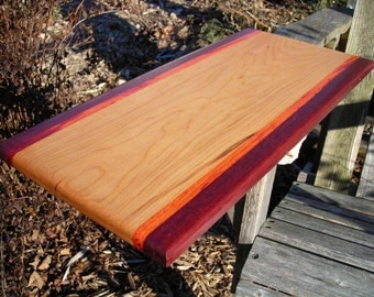 Handmade Exotic Wood Cutting Board***FREE SHIPPING***