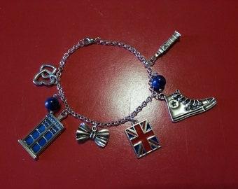 Doctor Who Inspired Bracelet