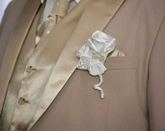 corsage Groom