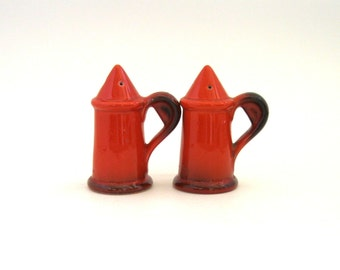 Metlox Red Rooster Shakers
