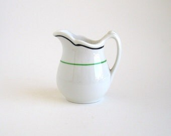 Syracuse Milk Pitcher - 1945