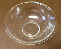 Pyrex 4 liter Clear Glass Mixing Bowl