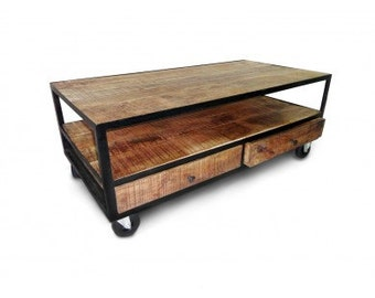 Popular items for bespoke furniture on etsy for Low lying coffee table
