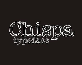 Chispa Font