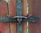 Rasp cross with star, Sta...