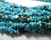 chips natural turquoise semi precious beads small size 3-6mm strand  turquoise chips semi precious gemstone wholesale price