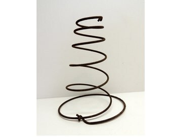 Rusty Bed Springs Heavy Gauge Metal, Country, Rustic, Wedding, Western Decor, metalworking, Repurposing, Industrial