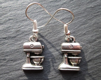 Kitchenaid Stand Mixer Charm Earrings