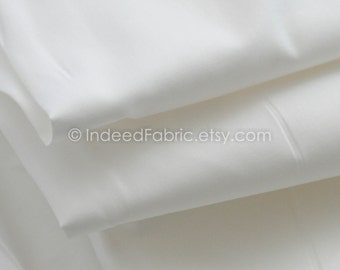 Soft White, Cotton Couture Collection, Michael Miller Fabrics, Quilting Weight Cotton Fabric