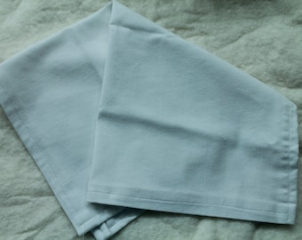 White Cloth Napkin