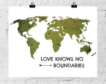 love knows no boundaries You searched for: love knows no bounds etsy is the home to thousands of  handmade, vintage, and one-of-a-kind products and gifts related to your search.
