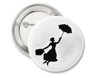 Pinback Button or Magnet or Pocket Mirror or Bottle Opener Fantasy