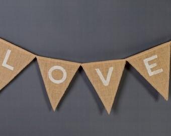 Love Bunting