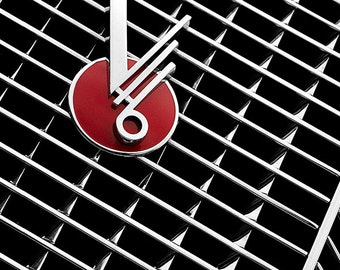 Cadillac V16 Emblem / Grill (1934 Cadillac 452D)