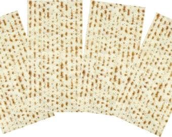 Jewish Passover Matzoh Napkins