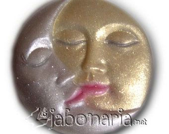 Sun and Moon Soap (money and sexual desire)/sun and Moon Soap (cash and sexual desire)