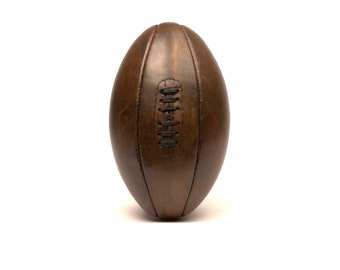 Rugby Ball 1920's - 1930's