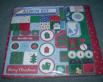 Colorbok Christmas Album Kit