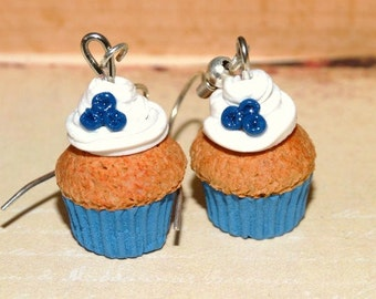 Blueberry-Cupcake-Earring