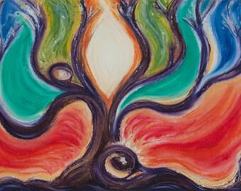 My Tree (Maitri)  art print