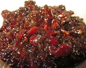 Homemade Bacon Jam with BOURBON!!