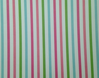 12x12 Large Stripe Paper