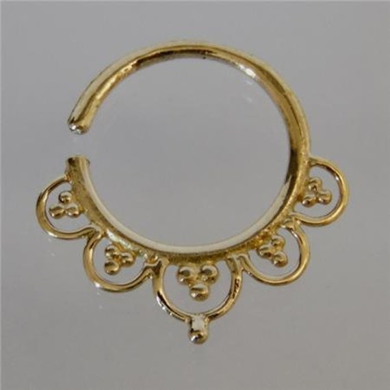 septum ring septum jewelry septum piercing septum