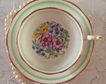 Royal Albert China Tea cup and Saucer Teacup Set