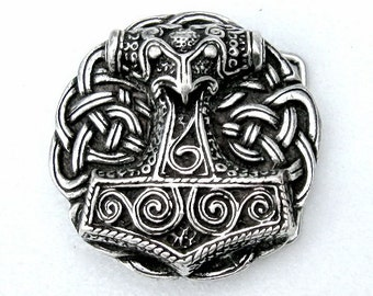 Viking-Buckle Mjölnir - [09 Buck 4 MJ:]