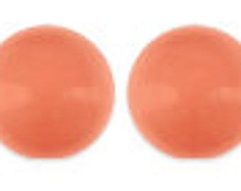 Swarovski Pearl 5810, Crystal Coral 10mm 50pc #001816