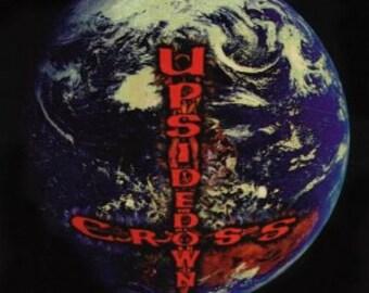 Upsidedown Cross  Evilution  CASSETTE