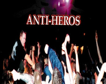 Anti Heros 1000 Nights Of Chaos  CD