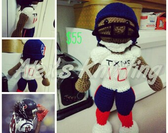 Football Player dolls(can be customized)