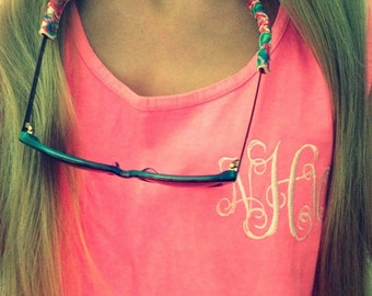 SUPER SALE!!! Monogrammed Comfort Colors Coverup Tank Top