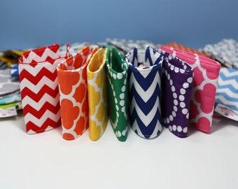Mason Jar Fabric Sleeve | Mason Jar Cover | Mason Jar Sleeve | Mason Jar Cozy | Mason Jar Cozies