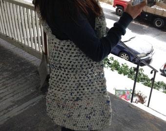 Crochet Plarn Market Bag