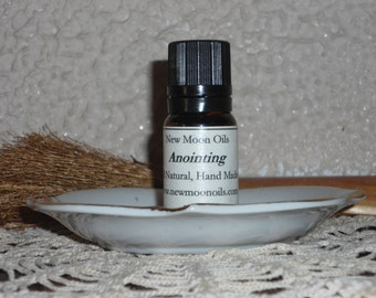 All Natural Anointing Oil