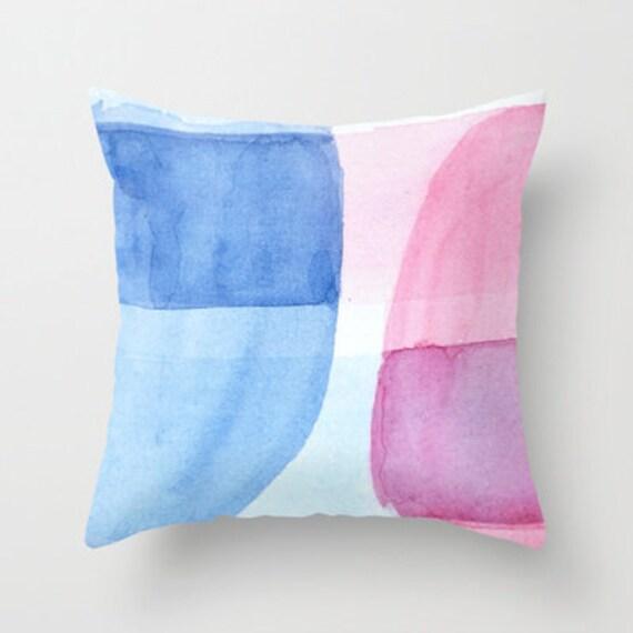 designer pillow decorative cushion cover with fine art print
