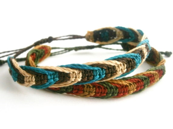 mens macrame bracelet items similar to mens bracelet macrame bracelet surfer 976