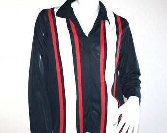 Schiaparelli textured blouse
