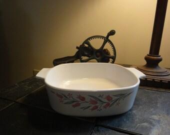 Vintage Rose Marie Pink Corning Ware