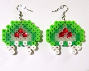 Metroid earrings