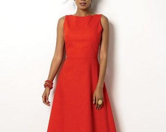 Butterick Sewing Pattern B6016 Misses' Dress