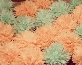 DIY KIT: Large Tissue Pom Poms