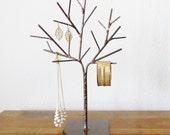 Medium Welded Jewelry Display Tree - Made to Order