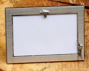 Quail Shooting Picture Frame Gift Landscape Or Portrait